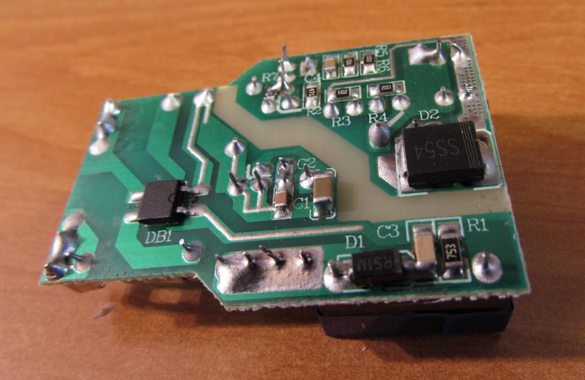Fake Charger Samsung ETA-U90EWE B-006