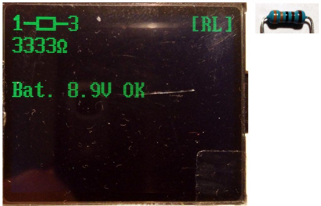Resistor 3.3 kΩ
