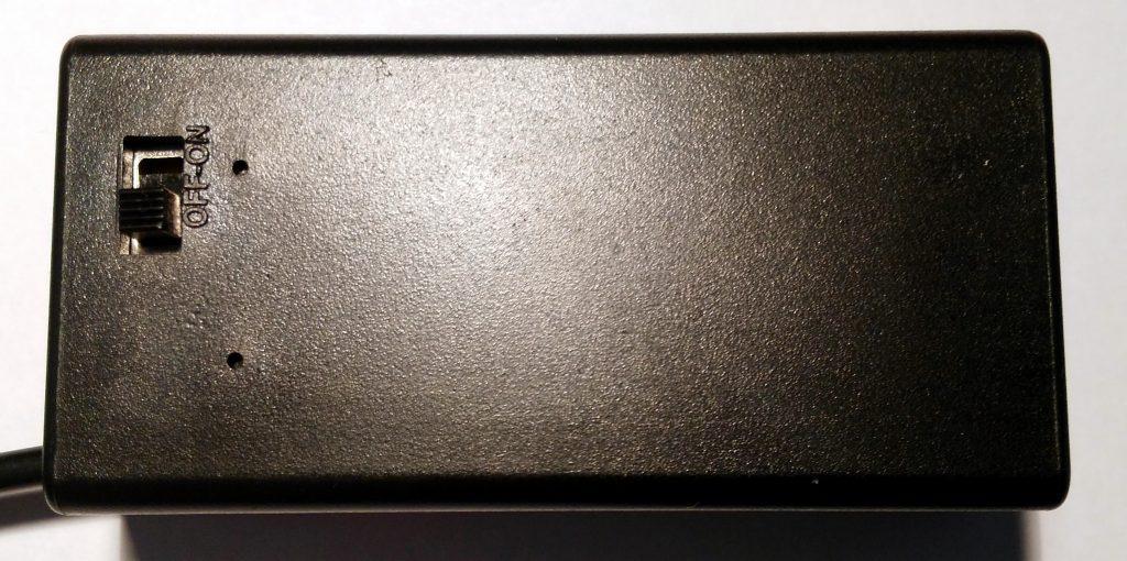 9V Battery Holder On/Off Switch
