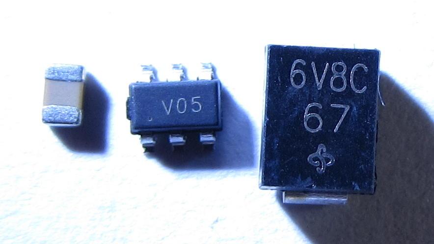 AVR Component Tester - SMD